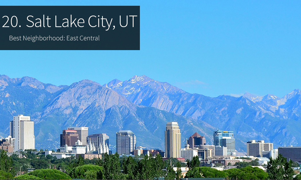 Salt Lake City, UT, East Central